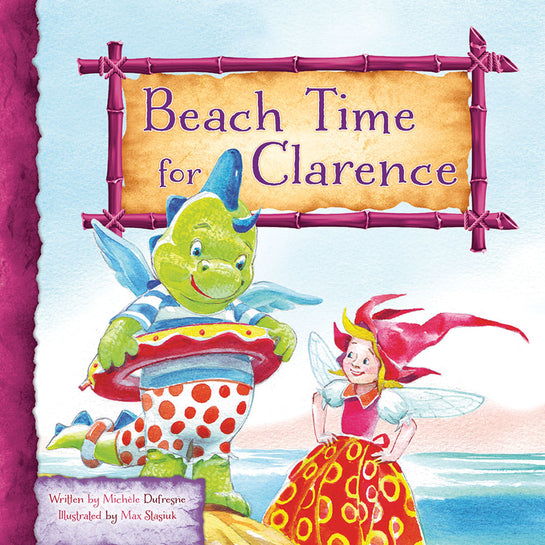Lap Book: Beach Time for Clarence