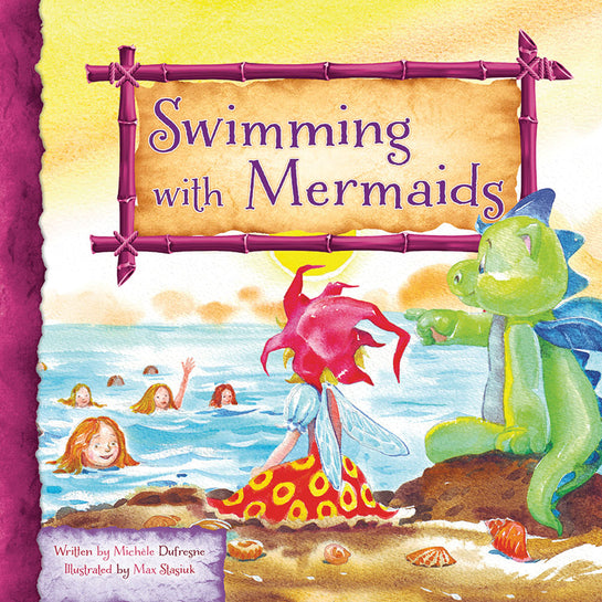Lap Book: Swimming with Mermaids