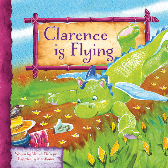 Clarence is Flying