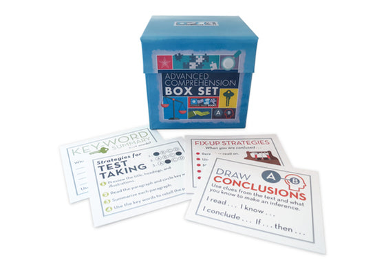 Advanced Comprehension Box Set