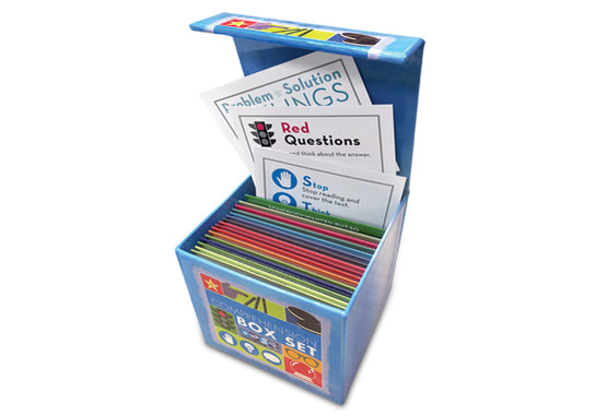 Comprehension Box Set
