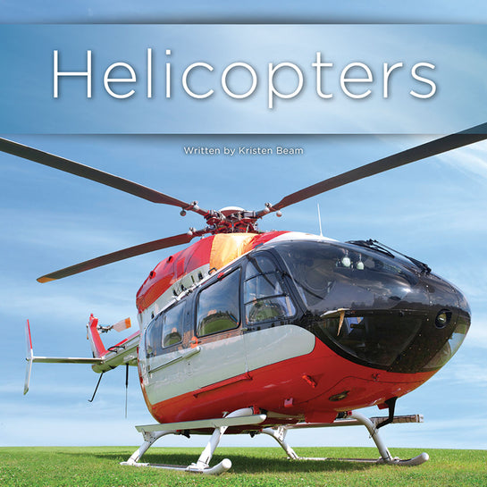 Lap Book: Helicopters