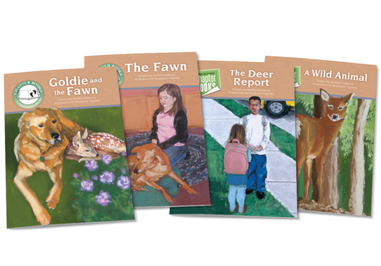 Fawn Chapter Books