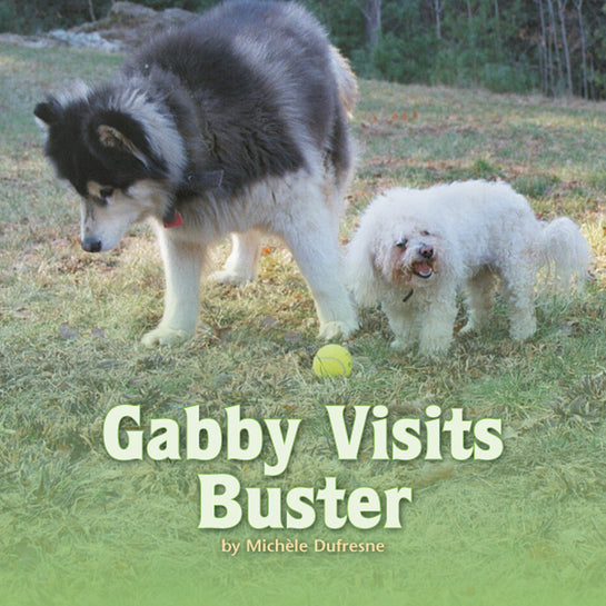 Gabby Visits Buster