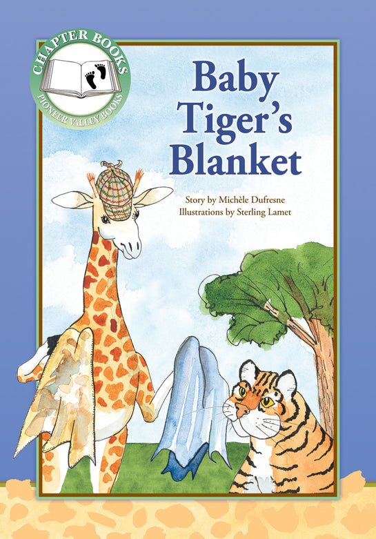Baby Tiger's Blanket