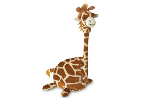 Georgie Giraffe Plush Toy/Pen