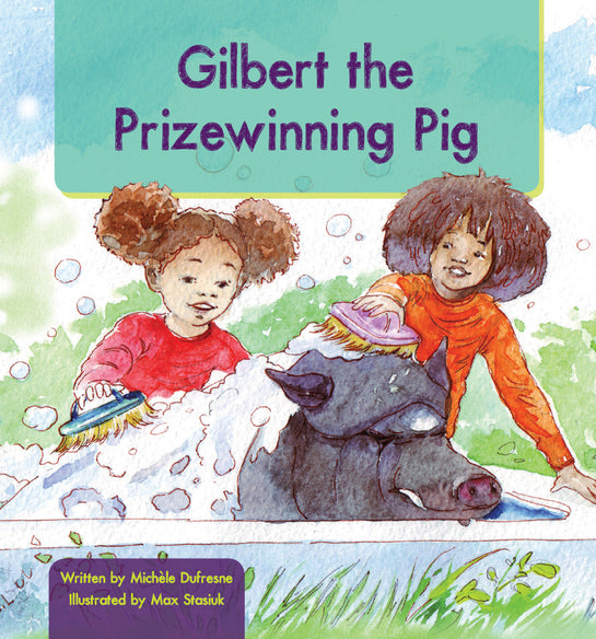 Gilbert the Prizewinning Pig