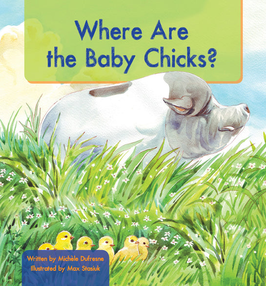 Where Are the Baby Chicks?