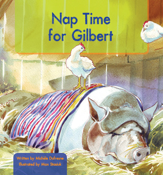 Nap Time for Gilbert