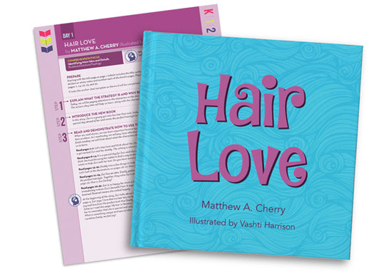Interactive Read-Aloud Celebrating Diversity: Hair Love
