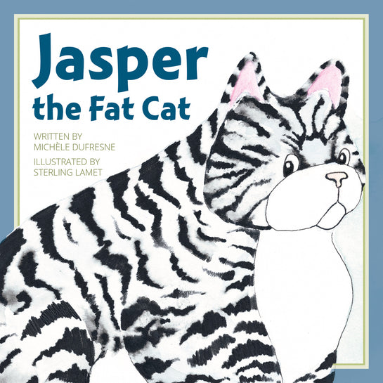 Jasper the Fat Cat