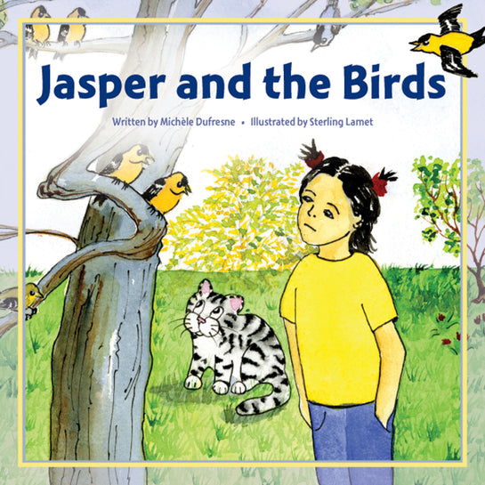 Jasper and the Birds