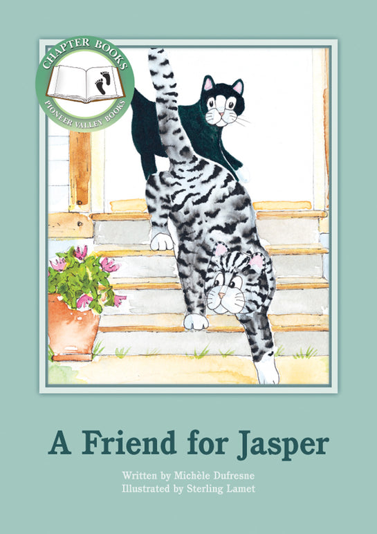 A Friend for Jasper