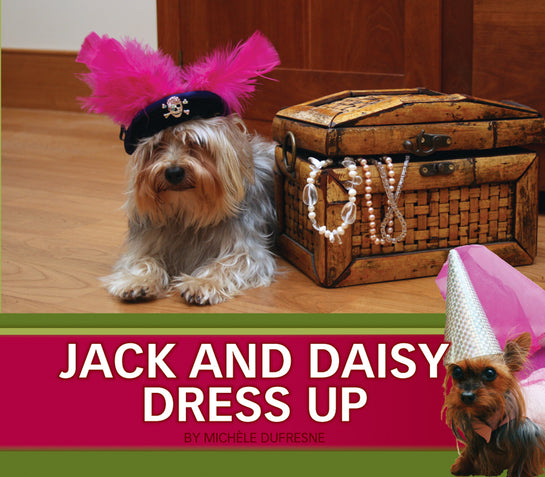 Jack and Daisy Dress Up