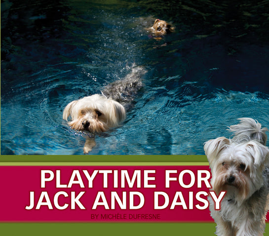 Playtime for Jack and Daisy