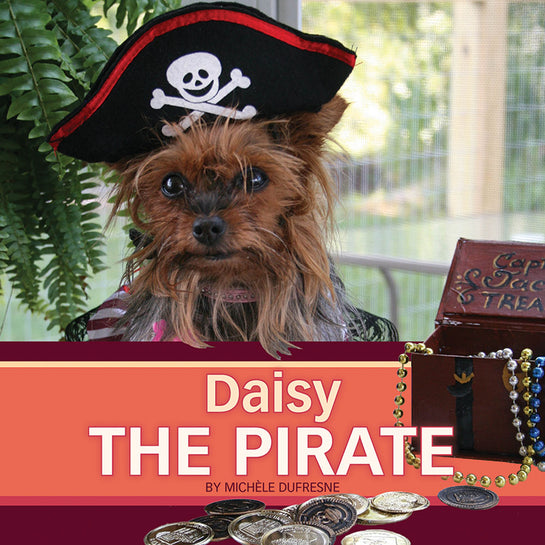 Lap Book: Daisy the Pirate