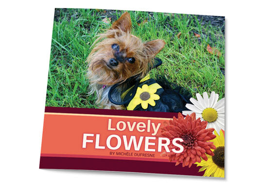 Lap Books: Lovely Flowers