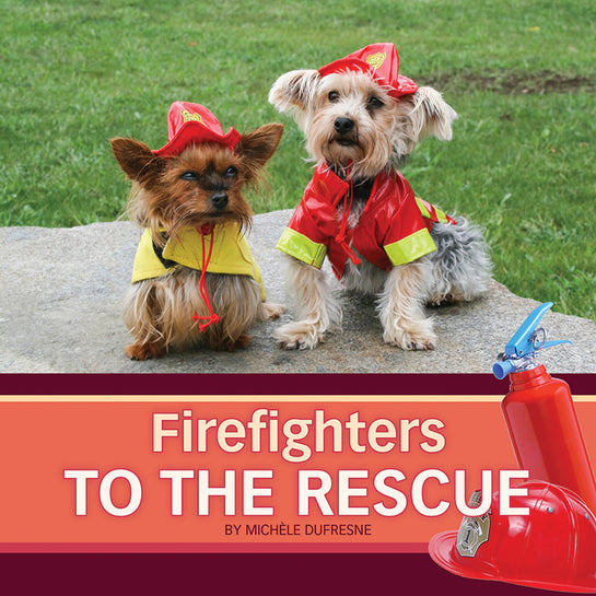Lap Book: Firefighters to the Rescue
