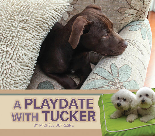 A Playdate with Tucker