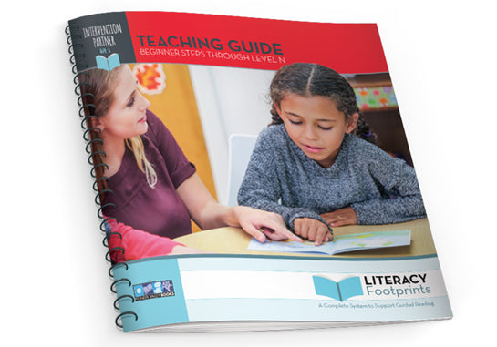 Literacy Footprints Intervention Partner Teaching Guide