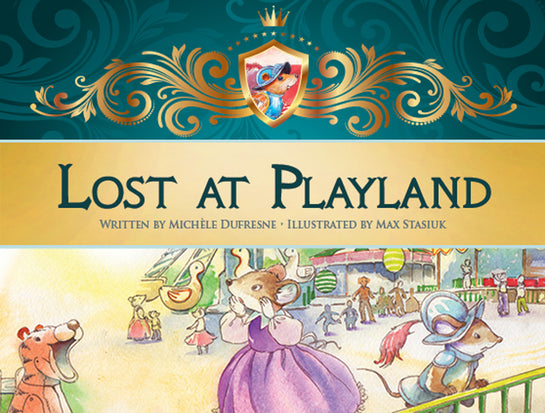 Lost at Playland
