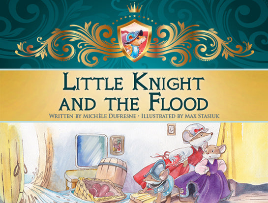 Little Knight and the Flood