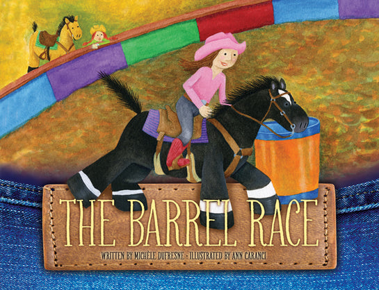 The Barrel Race