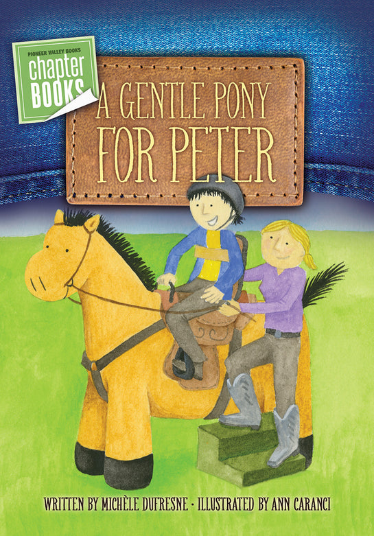 A Gentle Pony for Peter