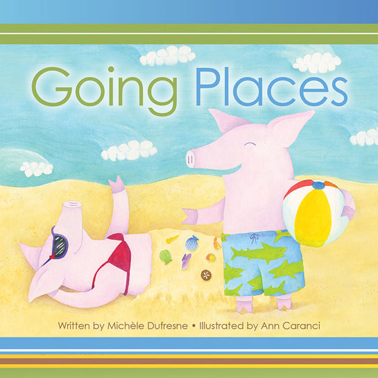 Lap Book: Going Places