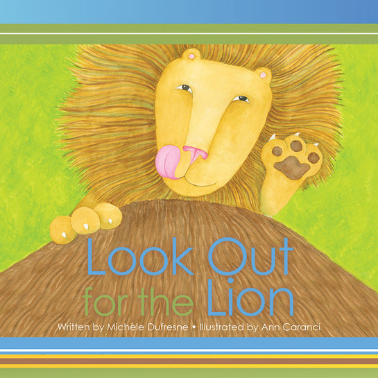 Lap Book: Look Out for the Lion