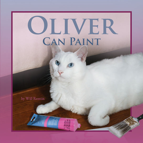 Lap Book: Oliver Can Paint