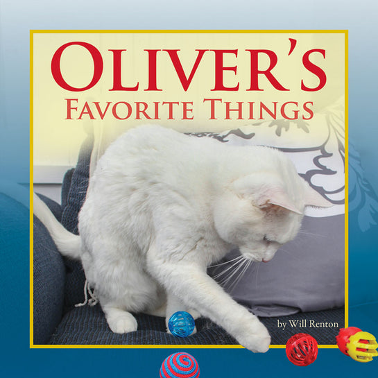 Lap Book: Oliver's Favorite Things