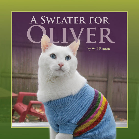 Lap Book: A Sweater for Oliver