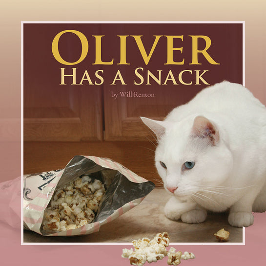 Lap Book: Oliver Has a Snack