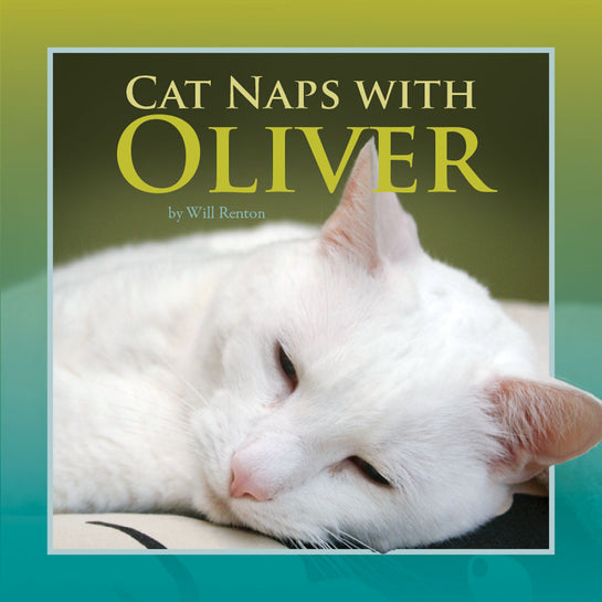 Lap Book: Cat Naps with Oliver
