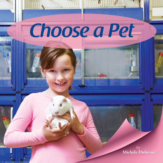 Choose a Pet