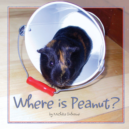 Where is Peanut?