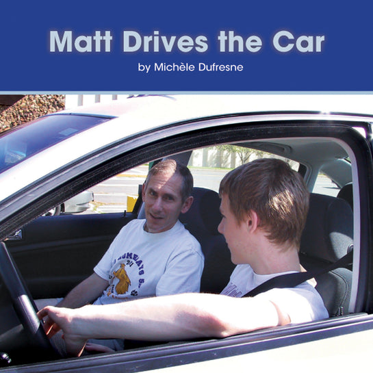 Matt Drives the Car
