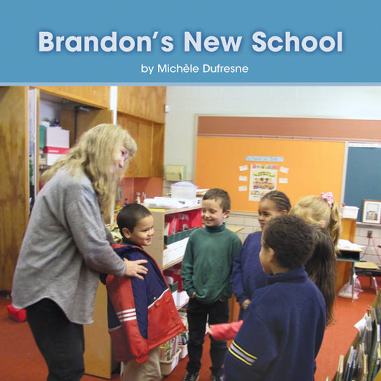 Brandon's New School
