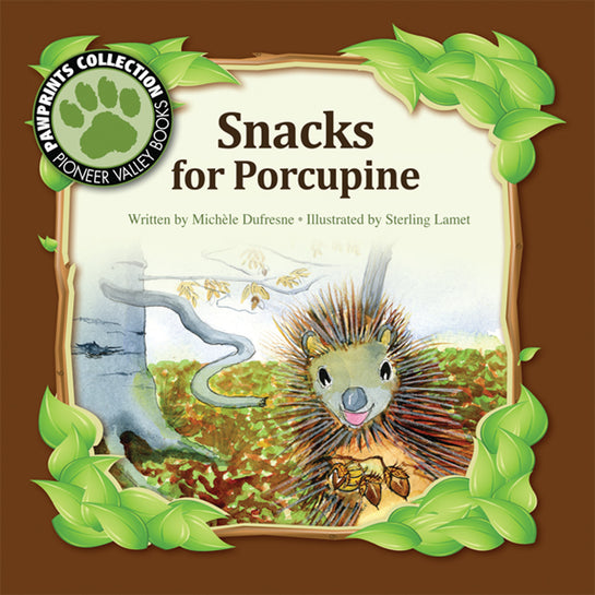 Snacks for Porcupine