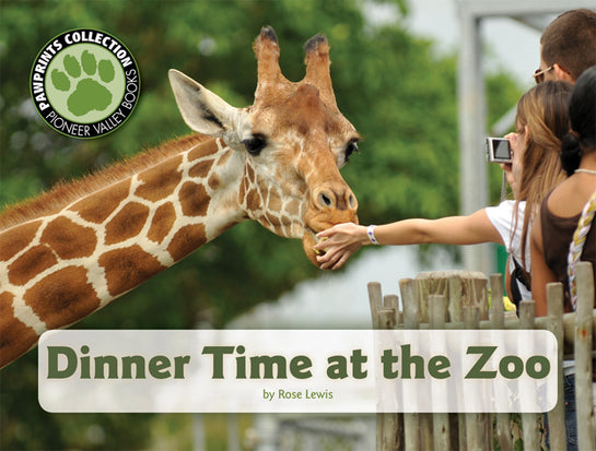 Dinner Time at the Zoo