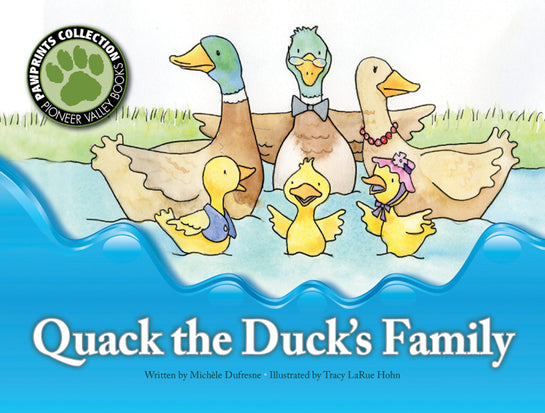Quack the Duck's Family