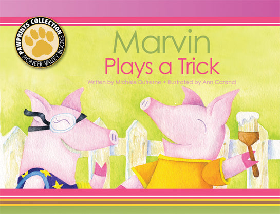 Marvin Plays a Trick