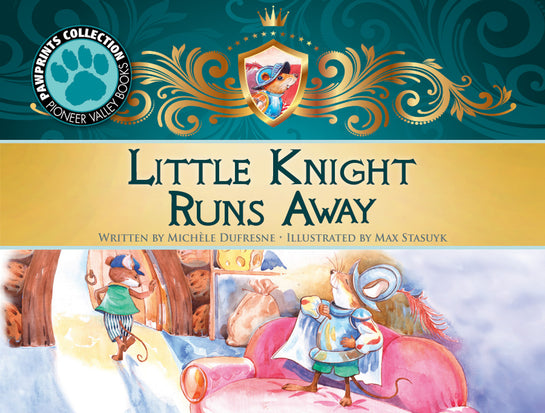 Little Knight Runs Away