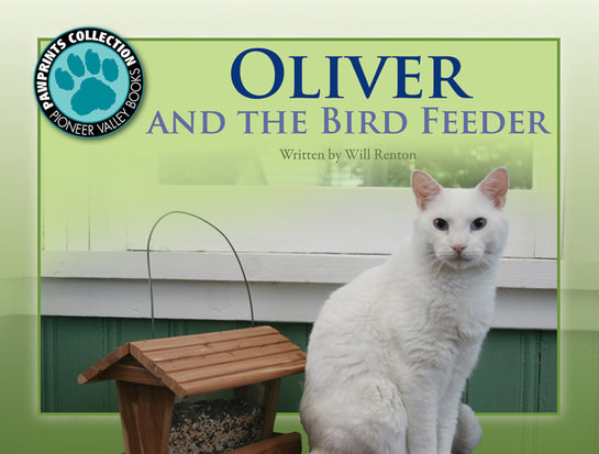 Oliver and the Bird Feeder