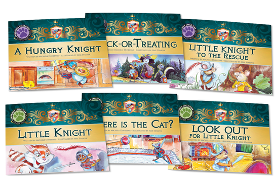 Little Knight Set 1
