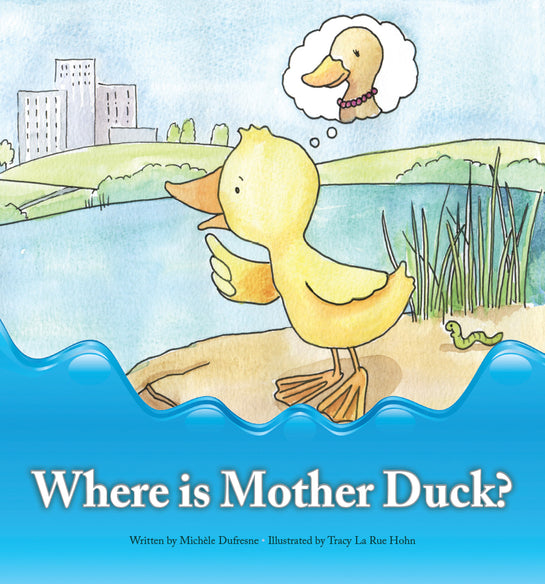 Where Is Mother Duck?