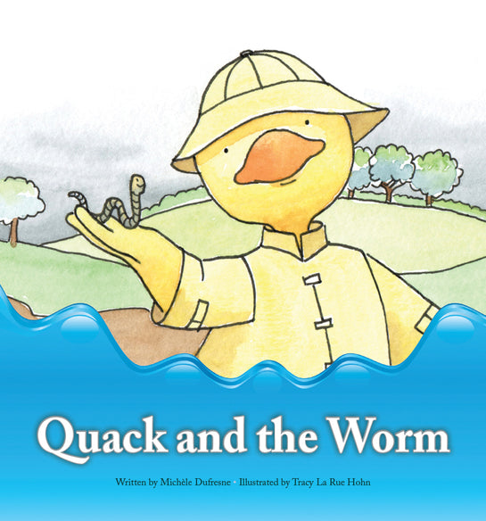 Quack and the Worm