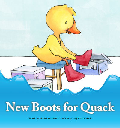 New Boots for Quack