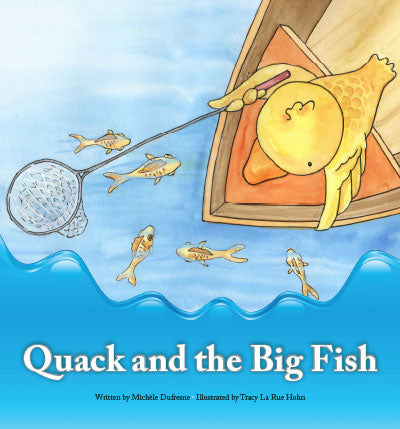 Quack and the Big Fish